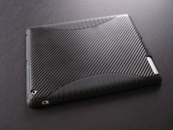 Review: iKit Carbon Case for iPad 2