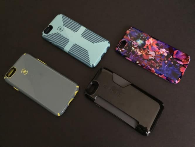 Review: Speck CandyShell, Card, Grip + Inked for iPhone 6, Grip for iPhone 6 Plus