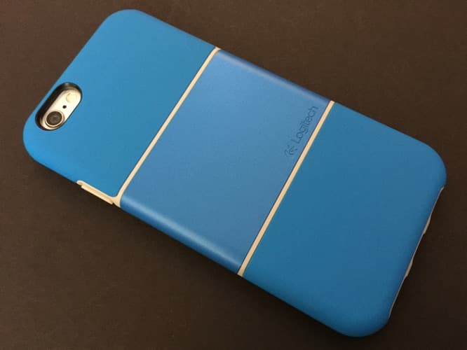 Review: Logitech protection+ for iPhone 6
