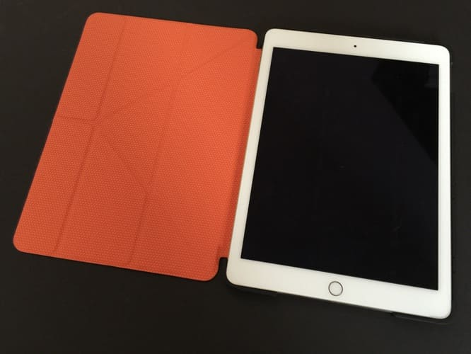 Review: RooCase Origami Case for iPad Air 2