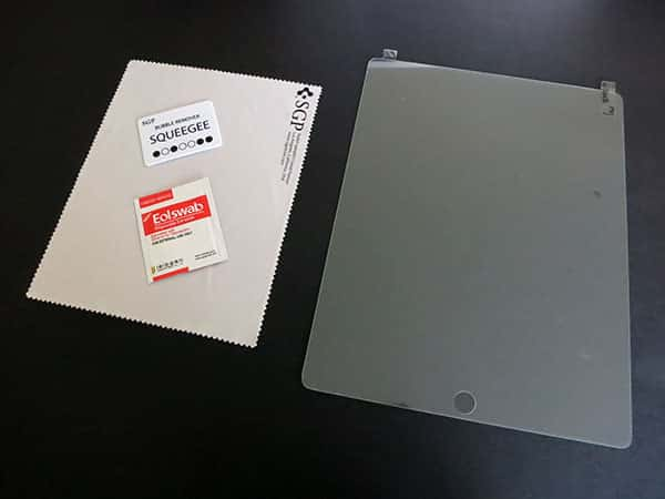 Review: Spigen SGP GLAS.t for iPad (3rd-Gen)