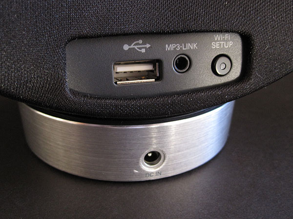 Review: Philips Fidelio SoundRing DS3881W Wireless Speaker with AirPlay