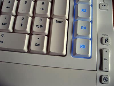 Review: Razer Pro|Type Keyboard with Integrated iPod Dock
