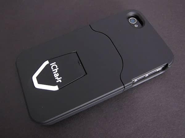 First Look: iChair LLC iChair Cases for iPad + iPhone 4