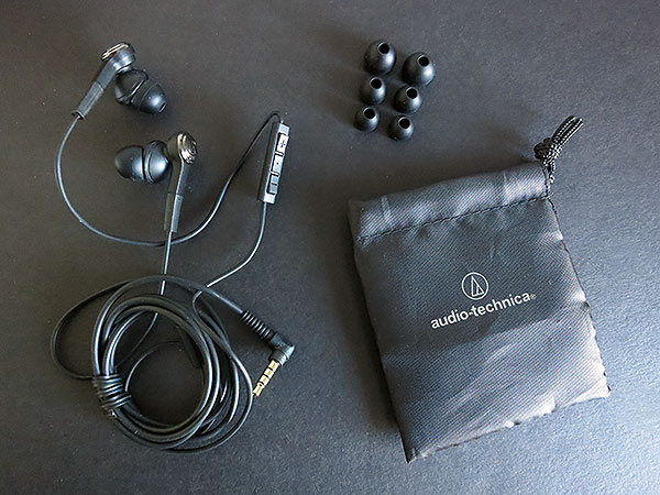 Review: Audio-Technica ATH-CKS55i Solid Bass Inner Ear Headphones