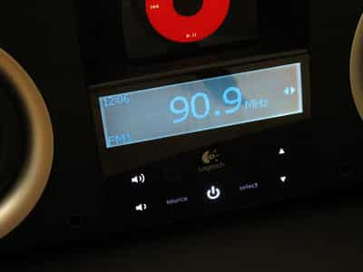 Review: Logitech AudioStation High-Performance Stereo System for iPod