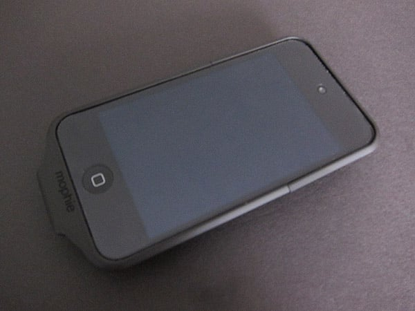Review: Mophie Juice Pack Air for iPod touch 4G