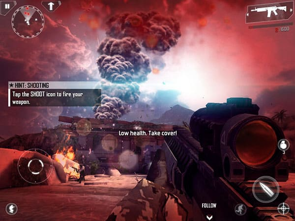 iOS Gems: Angry Birds Star Wars, Modern Combat 4, Real Boxing, Winnie the Pooh + More