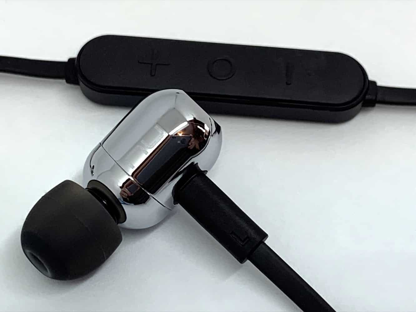 Review: Optoma Nuforce BE Live2 In-Ear Headphones