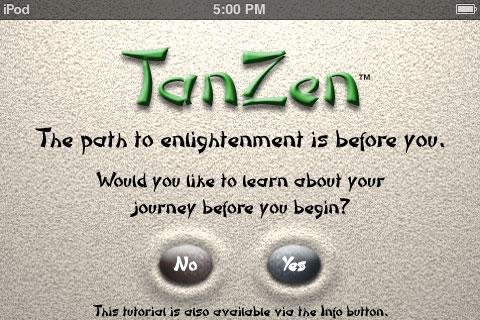 Review: TanZen by Little White Bear Studios