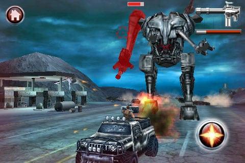 Review: Gameloft S.A. Terminator Salvation