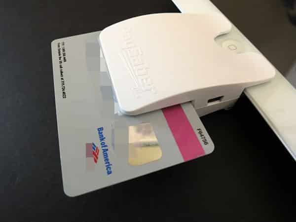 First Look: USAePay PaySaber Clip Point-of-Sale System