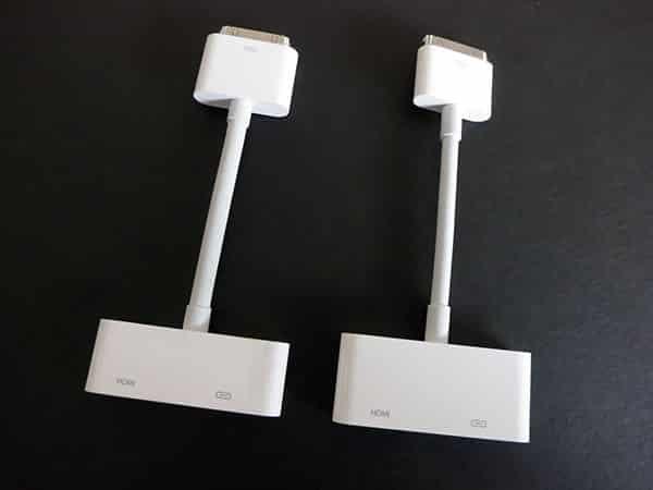 Apple's Digital AV Adapter Gets Interesting Little Changes