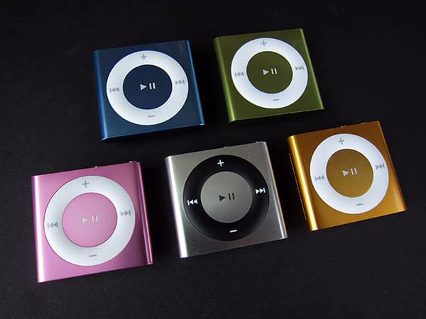 Review: Apple iPod shuffle (Fourth-Generation)