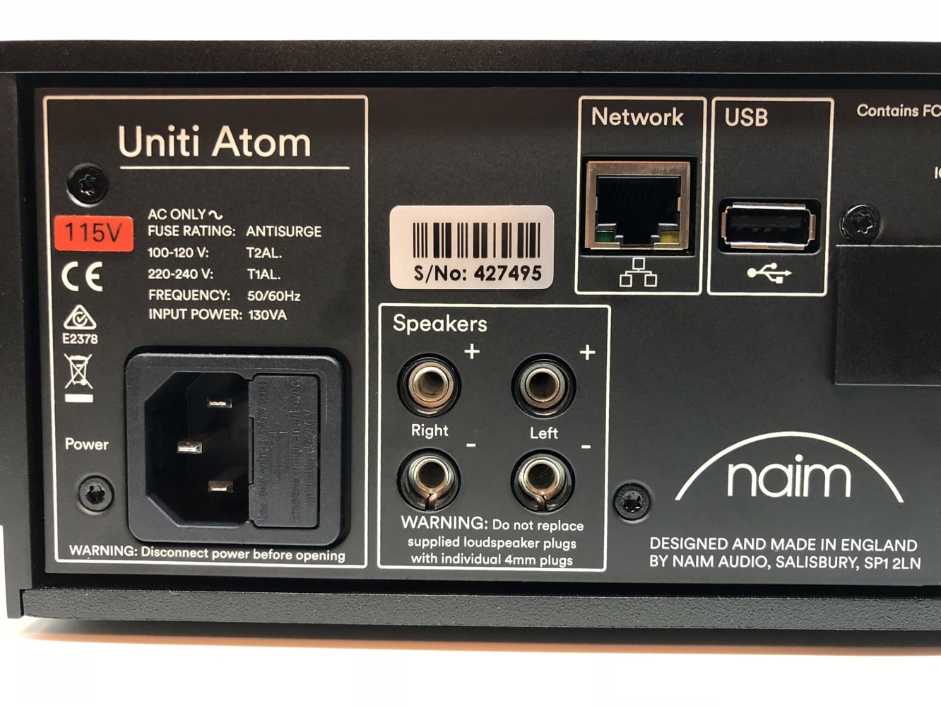 Review: Naim Atom All-In-One Music Player