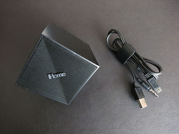 Review: iHome iDM11 Rechargeable Bluetooth Speaker with Speakerphone