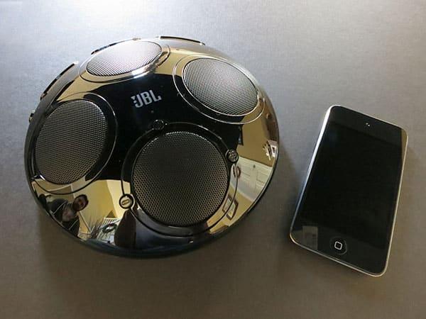 Review: JBL On Tour iBT Wireless Speaker