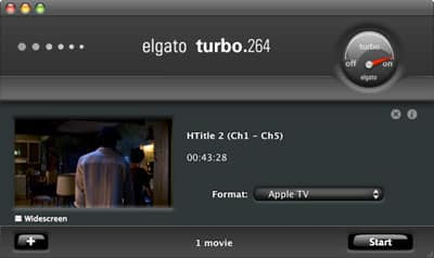 Review: Elgato Systems Turbo.264 Video Encoder Hardware