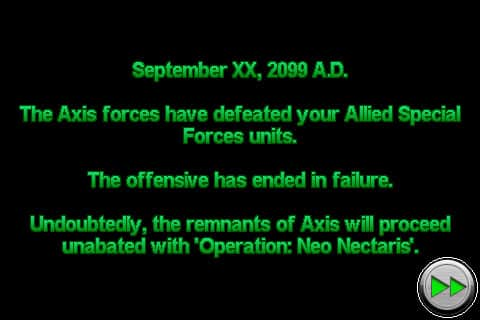 Review: Hudson Soft Military Madness: Neo Nectaris