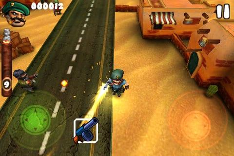 iPhone Gems: Assassin's Creed II Discovery, Guerrilla Bob + MiniSquadron
