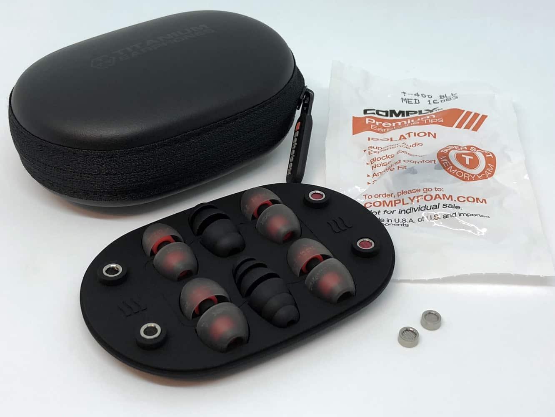 Review: Echobox FinderX1 Titanium In-Ear Headphones