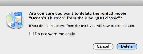 The Complete Guide to iTunes Movie Rentals, Part 1 (Updated)