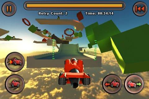 iPhone Gems: Critter Crunch, geoSpark + Jet Car Stunts