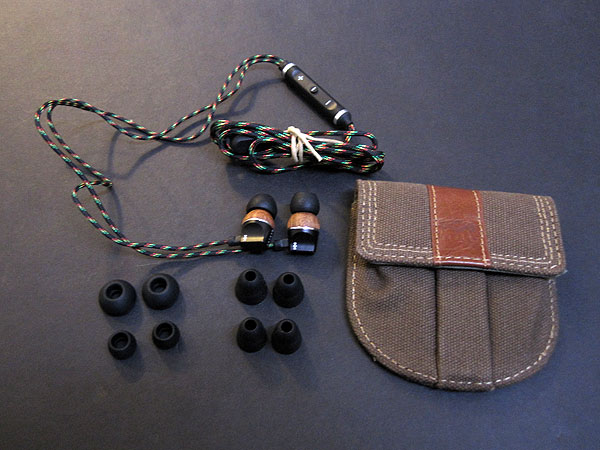 Review: House of Marley Zion Earphones