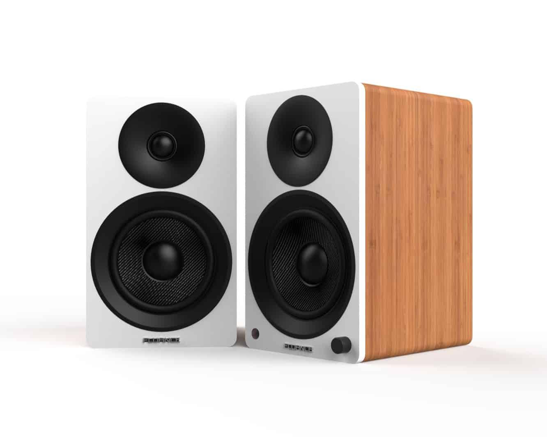 "Review: Fluance Ai40 Powered 5"" Bookshelf Speakers"