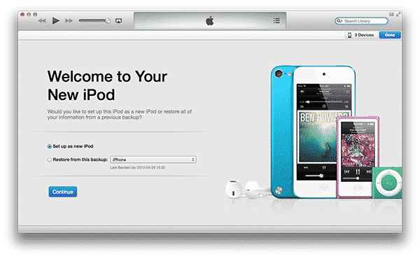 iOS 7: First-Time Set Up or Upgrading From iOS 6