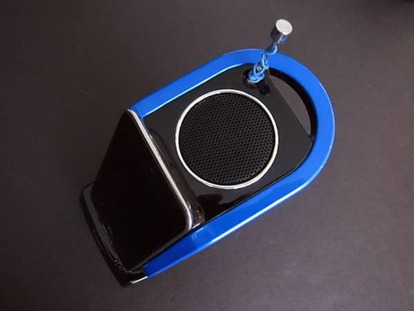 First Look: Lingo iDas Radio Dock for iPad, iPhone + iPod touch