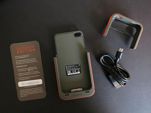 First Look: Mophie Juice Pack Plus Outdoor Edition for iPhone 4 + 4S