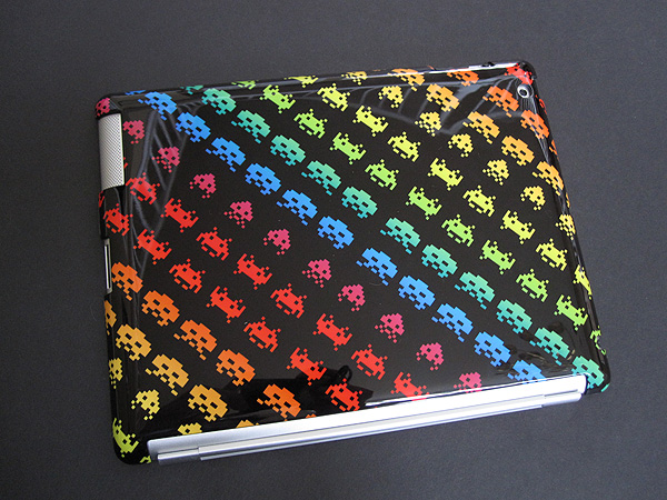 First Look: Case Scenario Space Invaders Cases for iPad 2, iPhone 4 + iPod touch 4G