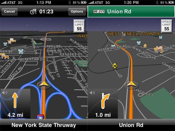 Review: Navigon MobileNavigator North America