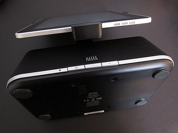 Review: Altec Lansing Octiv Stage MP450 Speaker + Charging Dock for iPad