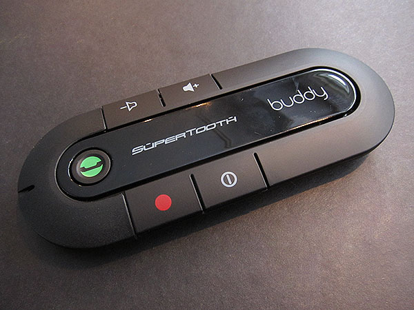 Review: SuperTooth Buddy Bluetooth Handsfree Kit