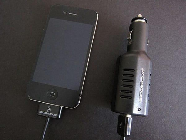 First Look: Scosche powerPlug + reVive II USB Car Chargers for iPad