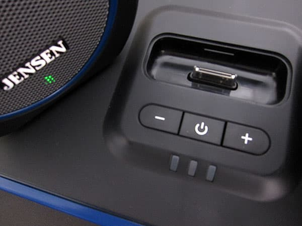 Review: Jensen JiSS-600i Wireless Speakers for iPod + iPhone