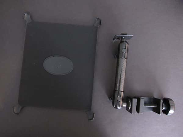 First Look: The Joy Factory Tournez C-Clamp Mount for iPad 2
