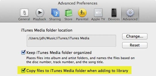 The Complete Guide to Backing Up your iTunes Library