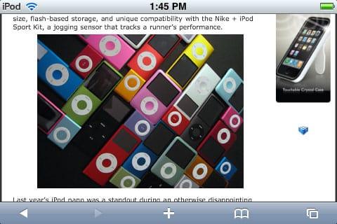 Review: Apple iPod touch 2008 (8GB/16GB/32GB) + 2009 (8GB/32GB/64GB)