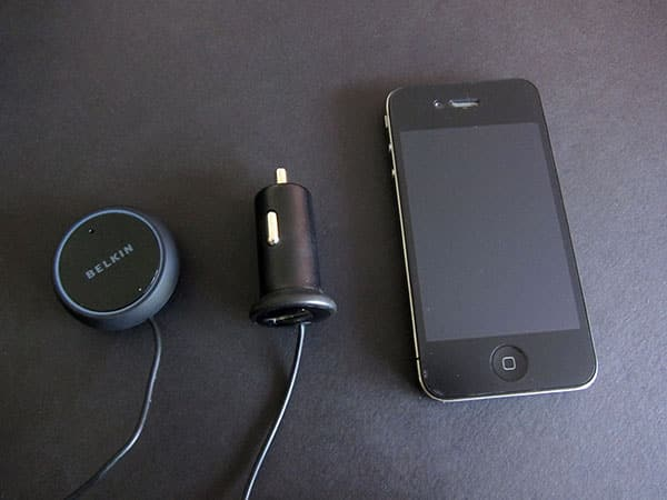 First Look: Belkin AirCast Auto Hands-Free