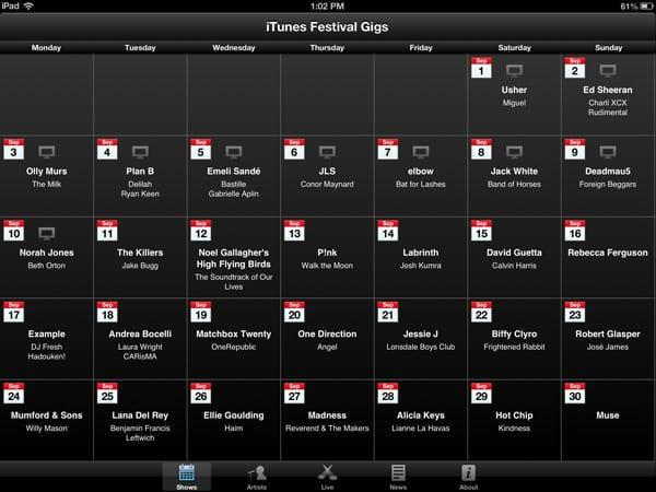 iOS Gems: Blast-A-Way, iTunes Festival London 2012, Splice, Wild Blood + YouTube