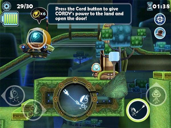 iPhone + iPad Gems: Cordy, Requiem, Roboto + Shift 2 Unleashed for iPad