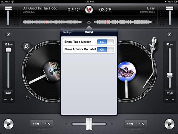 Review: Algoriddim Djay for iPad