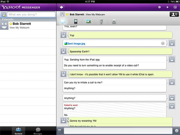 iPhone + iPad Gems: Dano Pirate & The Numbers, i3D, Jackass, Kikin + Yahoo! Messenger 2.1