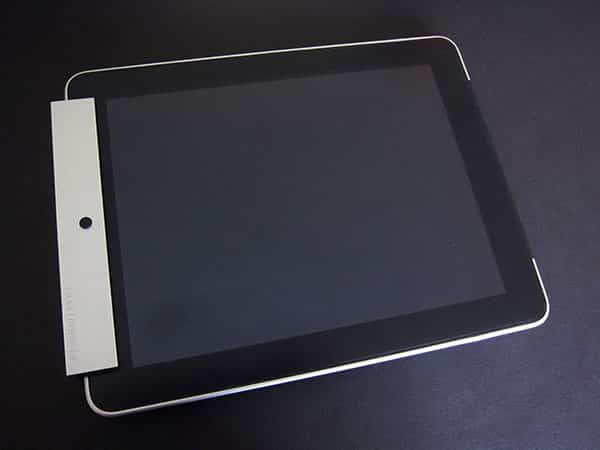 Review: Just Mobile Horizon Wall Mount for iPad + iPad 2