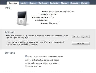 The Beginner's Guide to Filling your iPod