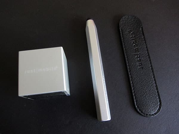 Review: Just Mobile AluPen + AluCube