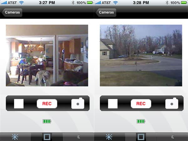 Review: Avaak Vue Personal Video Network with VueZone for iPhone
